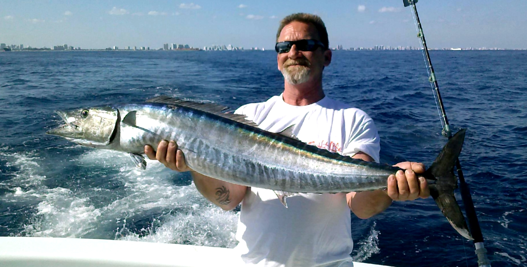 Hall of fame chubasco fishing charters for Nassau fishing charters